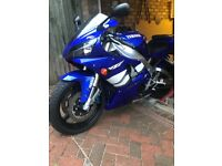 Yamaha R1 2000 w reg 2,045 one owner