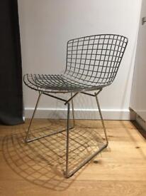 KNOLL Bertoia side chair, pre-2004