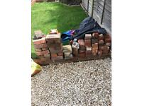 Vintage bricks (priced per brick)