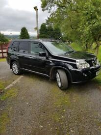 Immaculate Nissan X trail 4x4 90k miles
