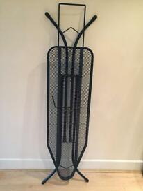 Blue large ironing board - no cover