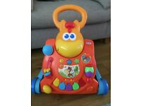 Little tikes horse baby walker