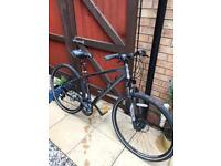 CARRERA CROSSFIRE 2 BICYCLE SERVICED READY TO RIDE MEDIUM FRAME 700c WHEELS