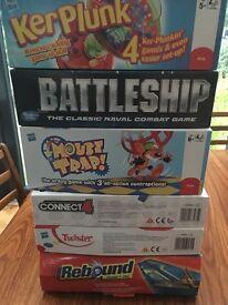 Popular board games