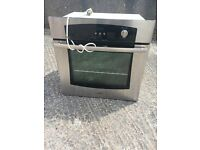 Integrated Gas Oven