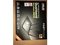 ASUS Dual Band router.