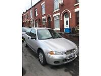 Rover 26 1.6 Petrol 110bhp 1999 Automatic Good câr drive Good Without problems