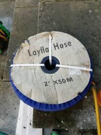 """Layfla hose 2""""x50m"""