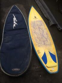 Surfboard 6ft 3 hydro active