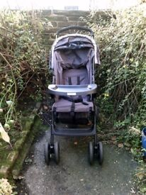 Childs Pushchair )as photos) in good condition
