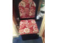 £5 each chair