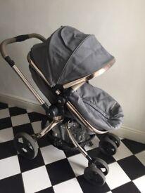 Mothercare Orb, Pram, Pushchair buggy stroller