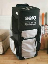 Aero stand up cricket bag large