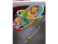 BABY ROCKER PLUS PLAY MATS VERY CLEAN
