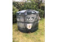 Titan V2500 oil/fuel Storage Tank