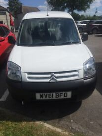 Citroen Berlingo First 750 HDI 2011 low mileage excellent driver