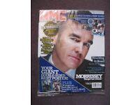 Unopened NME magazine - Morrissey