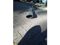 Sports exhaust system cheep for sale only 40 pound