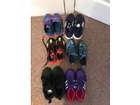 Boys trainers/ football boots