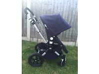 Bugaboo Cameleon 3 in Navy/quilted