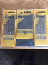 DEWALT PROFESSIONAL DRILL BIT SET 23 PIECE