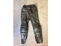 for sale WOMEN'S motorcycle trousers with knee armour 38 EU/S UK