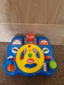Boys car toy