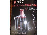 Brand new unused unopened Russell Hobbs whole juice extractor