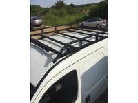 Renault Kangoo Rhino Roller Roof Rack