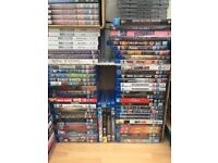 Blu Rays Job Lot Business for Sale. Approx 400