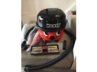 Henry 1400 w 1 year guarantee new accessories