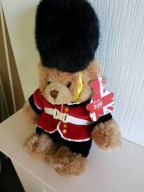 Beefeater Teddy