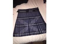 ## Reduced##. Blue Saltire Kilt Outfit or SWAP WHY