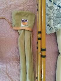 Old Vintage Fishing Rod