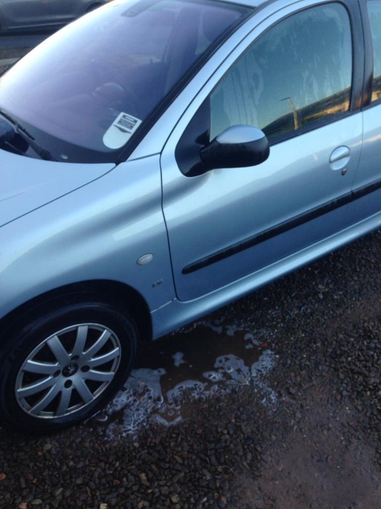 Swap Peugeot 206 Mot 28 5 19 In Eyemouth Scottish Borders Fuse Box For Sale