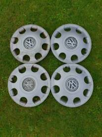 Vw wheel trims