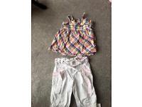 Girls clothing aged 4-5 years including Rocha John Rocha