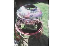 Fire pit/ plant pot