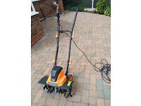 Rotavator TACKLIFE Electric Tiller 1500W Garden equipment