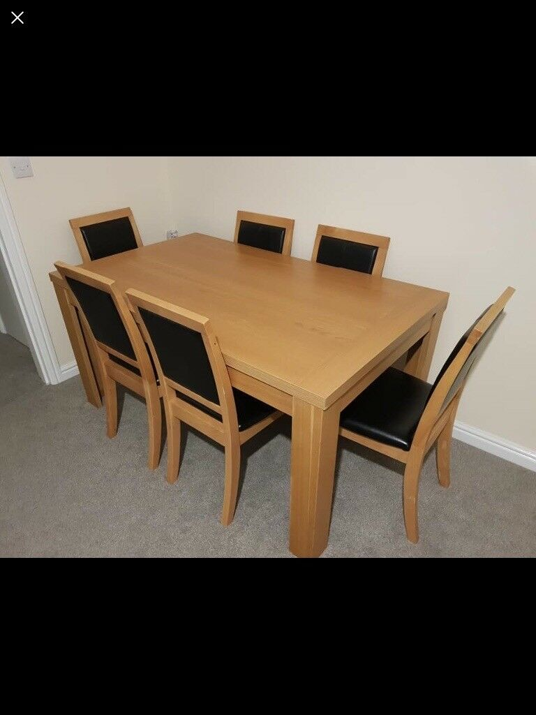 Dining Table And Chairs In Beck Row Suffolk Gumtree
