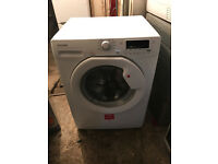 7KG & 1600 Spin A+ HOOVER DYN7164DIX Digital Washing Machine with 4 Month Warranty