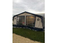 Isabella Ambassador Crown Awning Tent - VGC = CLACTON ON SEA - CO15 6AJ