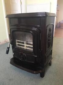 Mulberry Multi fuel burning stove