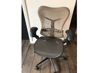 Herman Miller Mirra Office Chair - £150 each, great condition, 3 available - COLLECTION ONLY