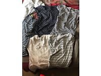 Maternity clothes bundle- size 10/12- £25