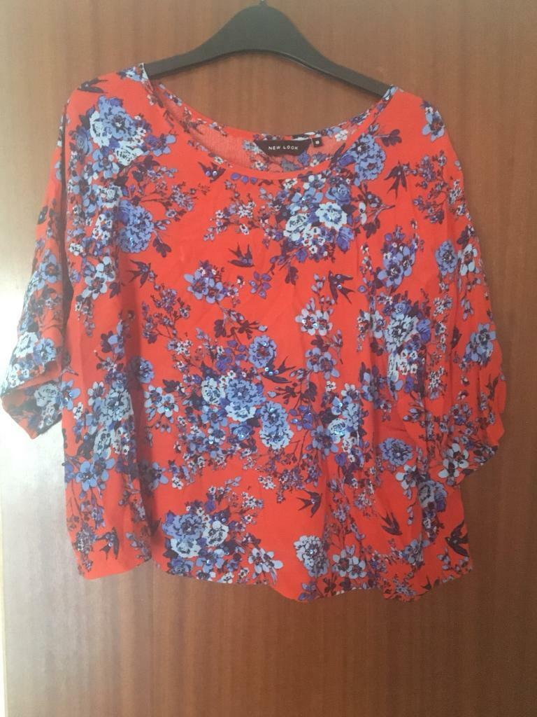 77e3b34e2c New Look floral top 10. Norwich ...