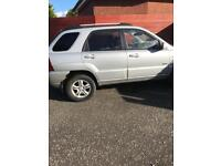 Kia Sportage 2006 spares or repair