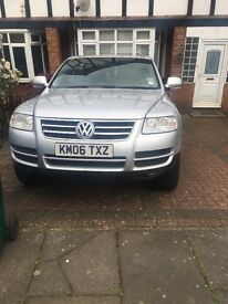 VW Touareg for Sale!