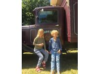 A live in Aupair with good English, based in Clapham Common for twins aged 7!
