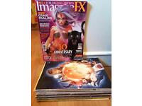 Full year of Imagine FX magazines + 1